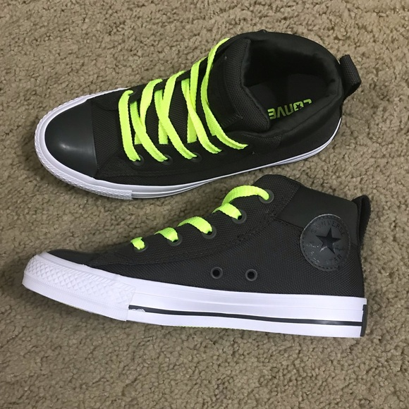 a755be163783 Kid s Converse Street Mid High Sneakers